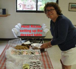 Deert Table